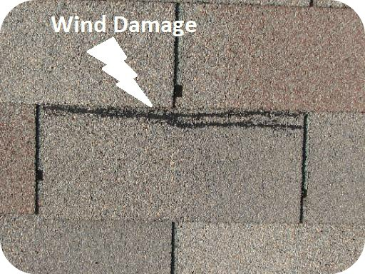 Emergency Storm Damage Roof Repairs Hail Wind Rain