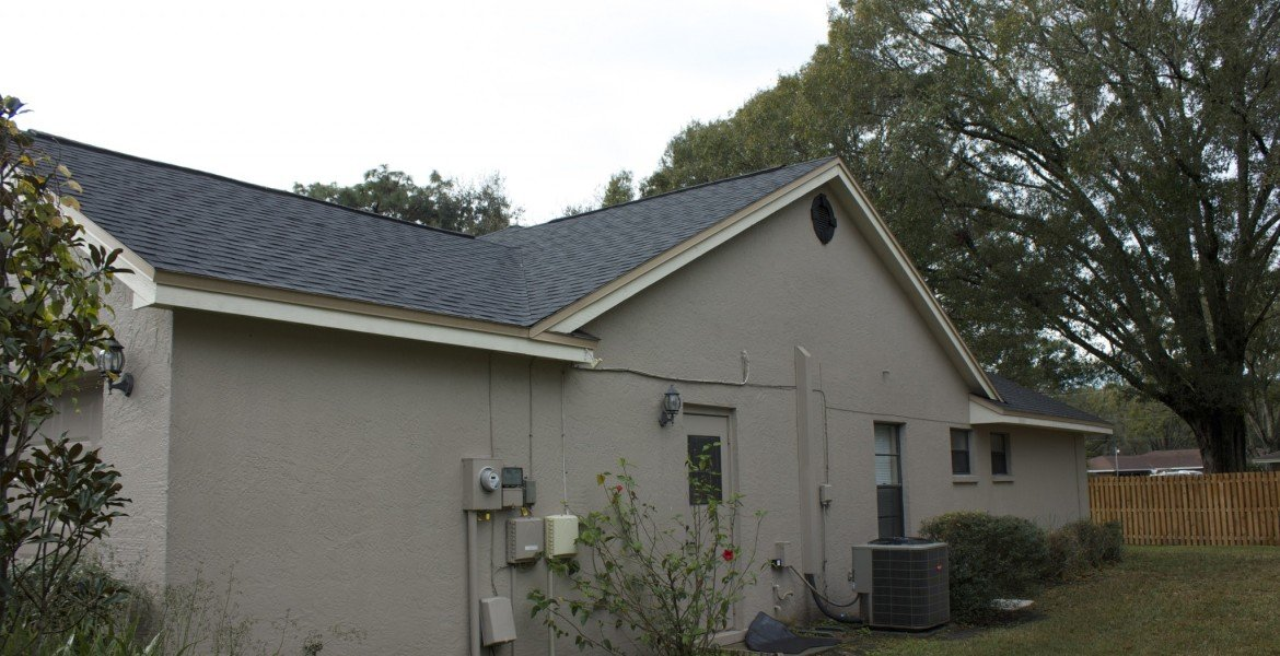 new port richey shingle roof project