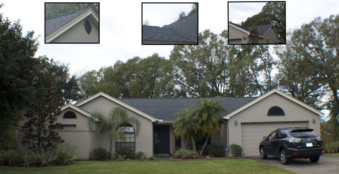 new port richey shingle roof complete