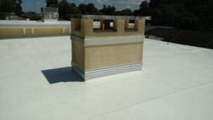 flat roof clearwater