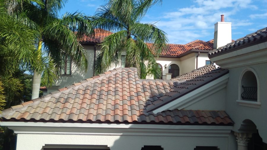 home tile roof tile roof apollo beach fl eagle tile the roofing company