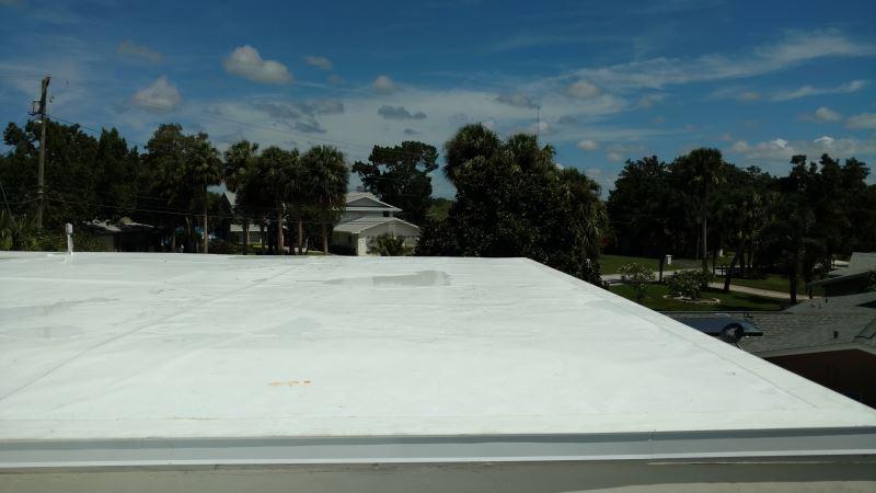 flat roof company near me