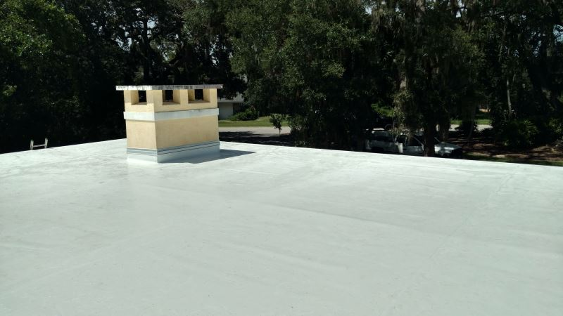 best flat roof type