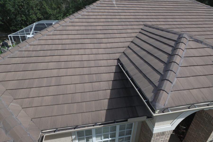 oldsmar tile roof complete