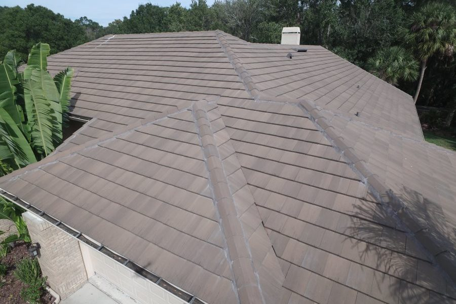 oldsmar tile roof front view