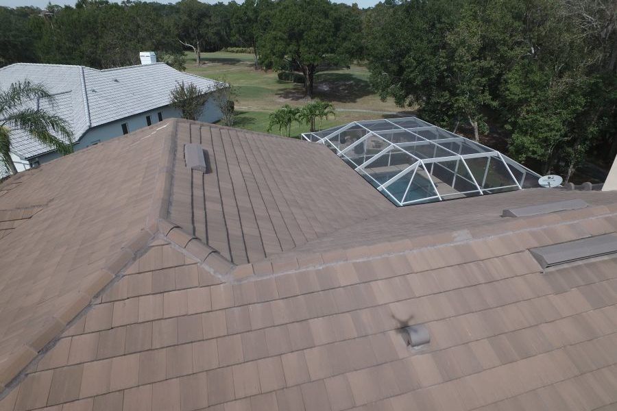 oldsmar tile roof vents