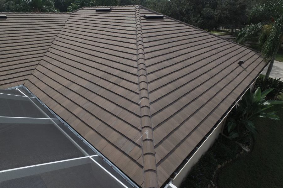 oldsmar tile roof taper