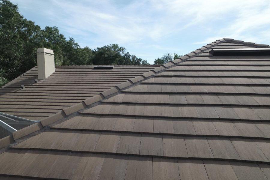 oldsmar easgle tile roof