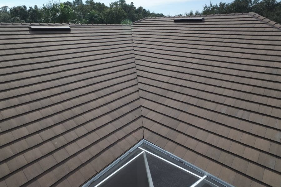 oldsmar tile roof slope