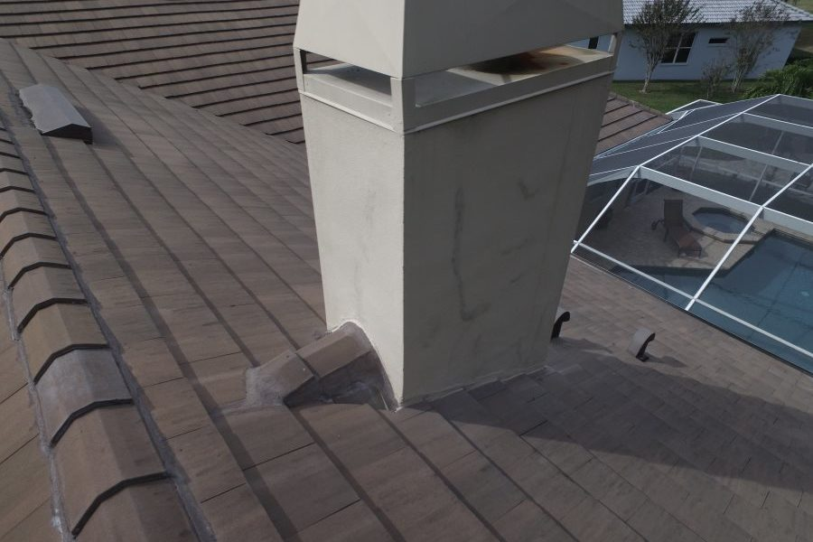 oldsmar tile roof project