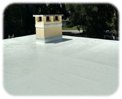 TPO flat roof replacement