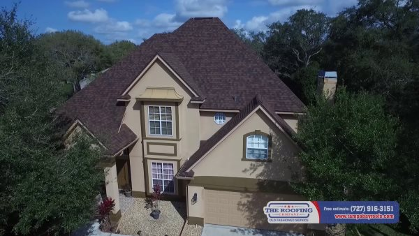 certainteed shingle roof in new port richey FL 34652