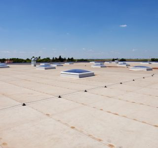 commerical roof