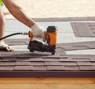 installing shingle roof