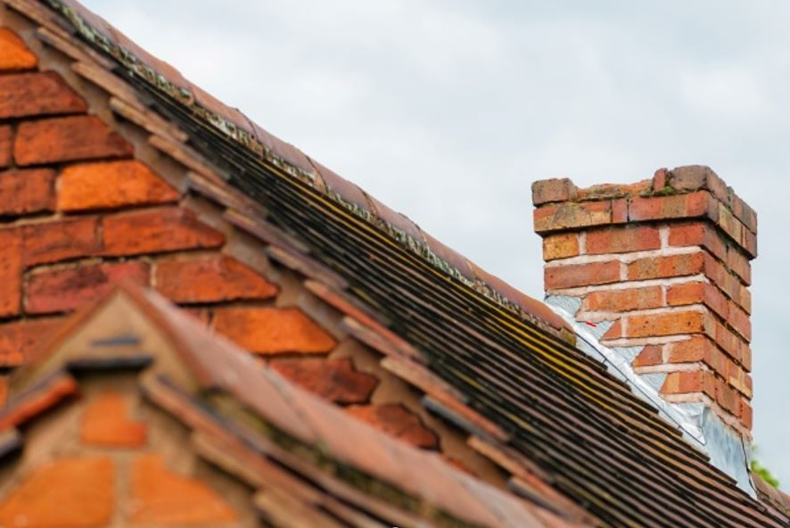 chimney roof problems