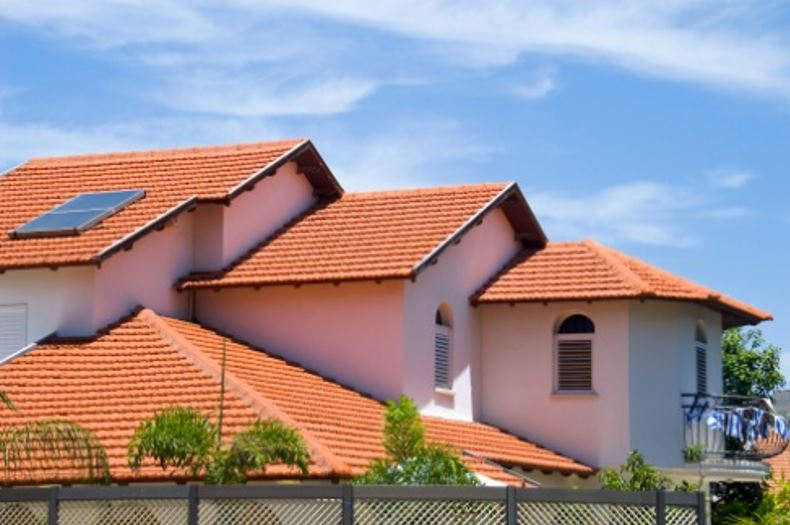 tampa tile roof curbside